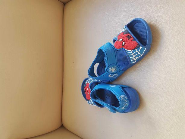 Sandałki spider man 28