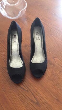 Sapato tecido forever
