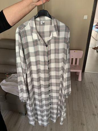 Sukienka koszulowa cotton