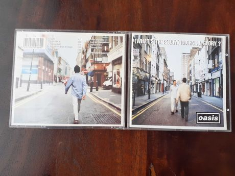 Oasis-(what's the story) Morning Glory, płyty cd