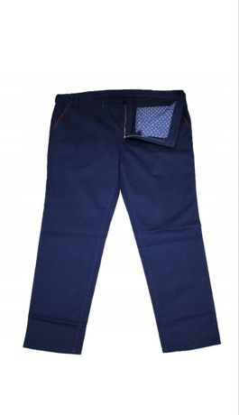 Nowe eleganckie spodnie męskie