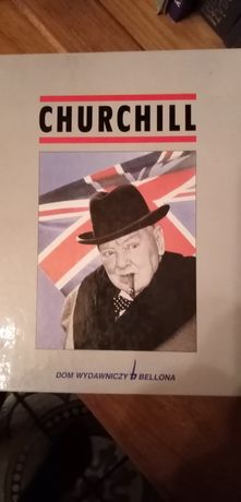 Książka Churchill