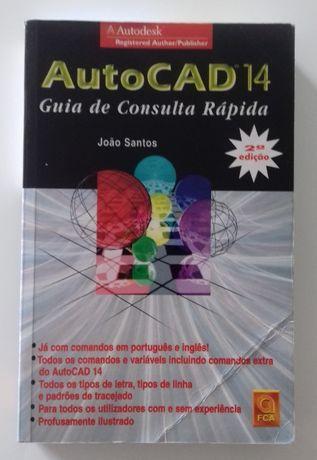 Autocad 14_Guia de consulta rápida (João Santos)