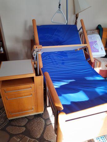 Łóżko rehabilitacyjne z wielostopniową regulacją DARMOWY DOWÓZ +200KM