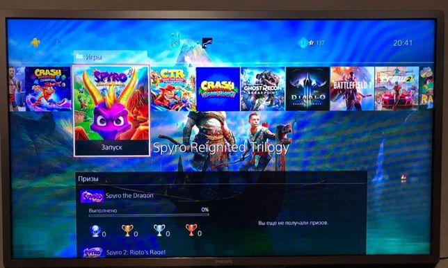 Продажа игр для Play Station 4
