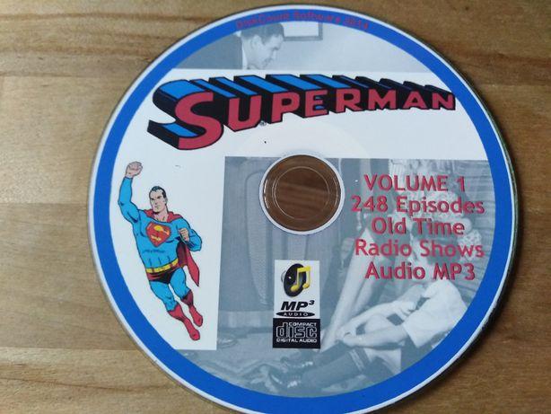 Superman, part I, audiobook j. angielski nauka, Old Time Radio Shows