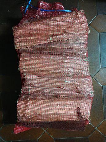 Saco lenha 15 kg