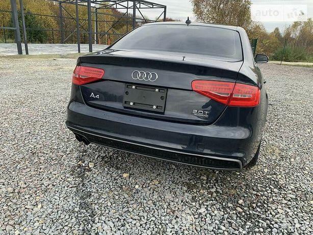 Audi A4 S-line Jetta CC
