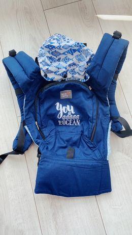 Эрго рюкзак love&carry в подарок накладки для сосания.