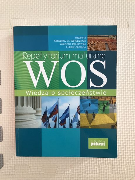 Repetytorium maturalne WOS wydawnictwo Poltex