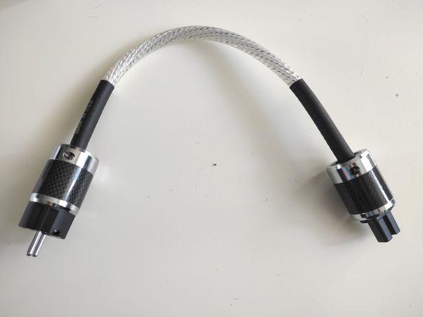 Kabel zasilający audio Nordost Valhall z Chin