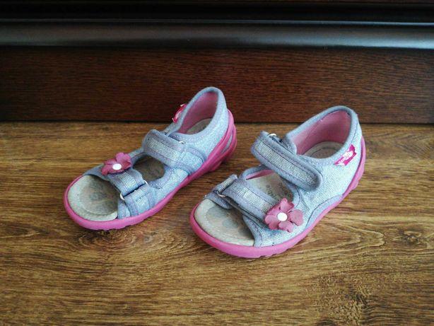 Sprzedam buciki RenBut dla dziewczynki rozmiar 25