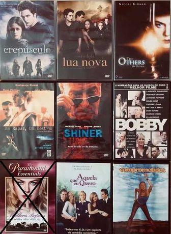 DVDs Flimes Vários