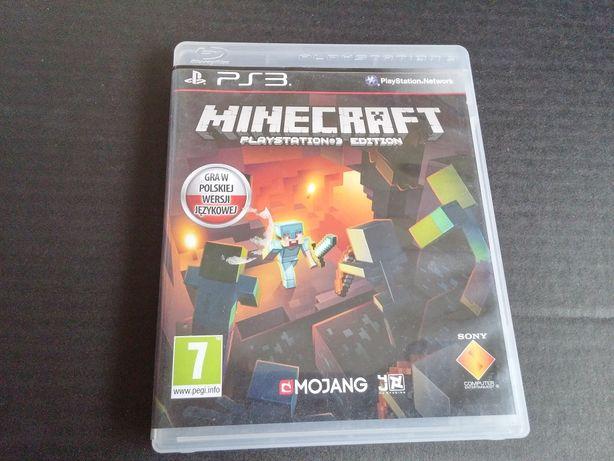 Minecraft Polska Wersja PlayStation 3 PS