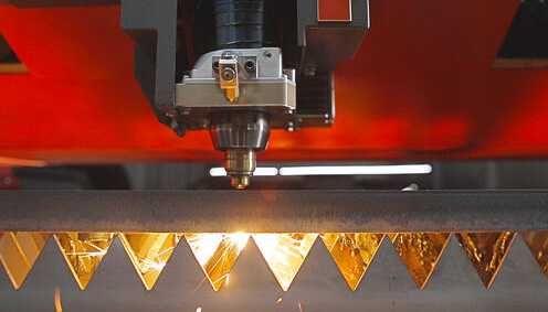 Cięcie laserem blach cięcie plazmą gięcie CNC
