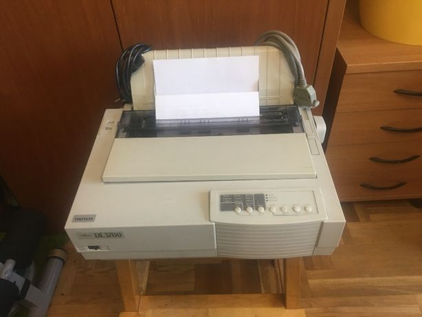 Матричный принтер Fujitsu DL3700
