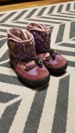 Зимние термо ботинки Geox