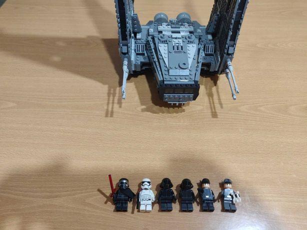 Lego Star Wars 75104 Kylo Ren's Command Shuttle como nova