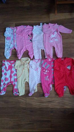 Ubranka niemowlęce,dziecięce rozmiar 62