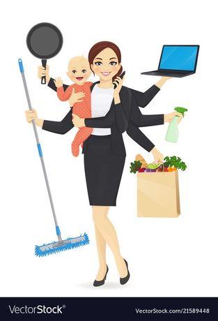 Sprzątanie domów i mieszkań w Częstochowa i okolice. Mycie okien
