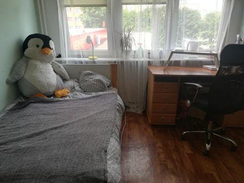 pokój 1-osobowy w dobrej lokalizacji