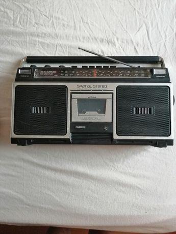 Radio Magnetofon PHILIPS