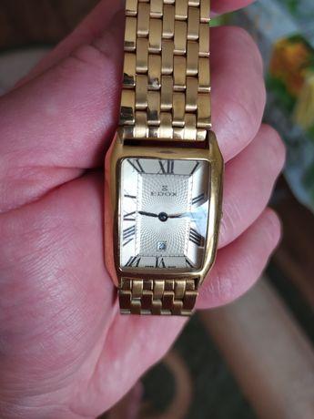 Швейцарський годинник Edox