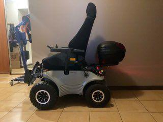 Wózek Inwalidzki Meyra Optimus 2