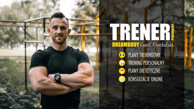 Trener Personalny Bielsko - Biała Plany dietetyczne i treningowe