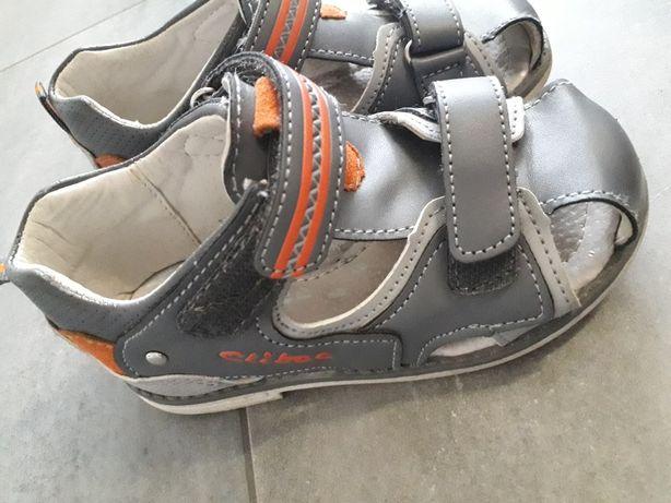 Sandały clibee zakryte palce ortopedyczne