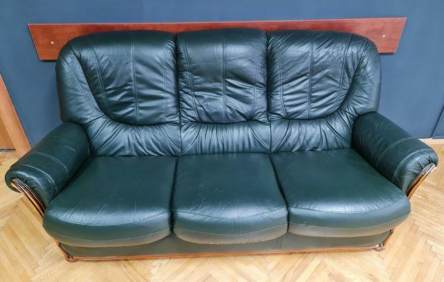 Продам диван шкіряний