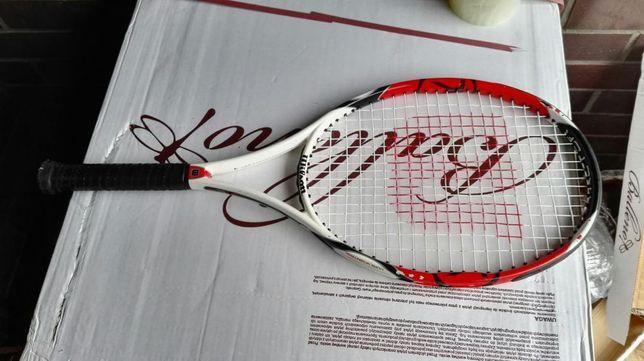 Rakieta tenisowa wilson k six one 26