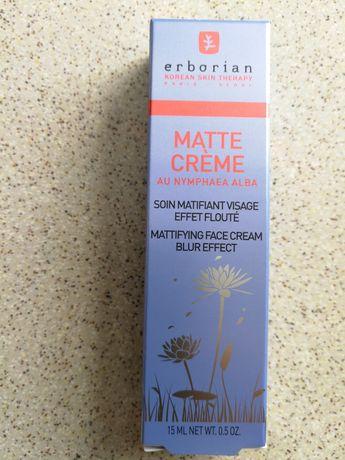 Erborian Matte Creme 15 ml nowe!