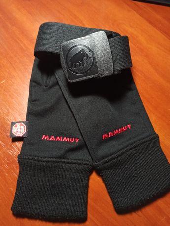 Mammut  трекинговые перчатки и ремень