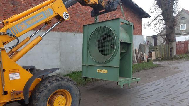 Wentylator suszarnia zboza siana kukurydza odciąg dmuchawa silnik 37kW