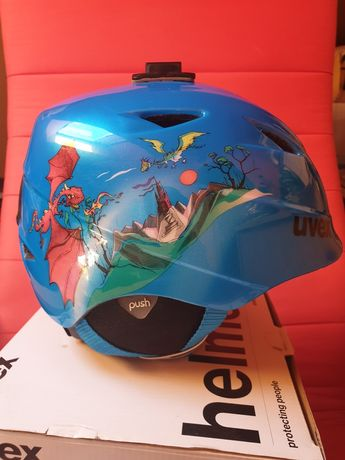 Kask Uvex Airwing 2 snowboard narty gopro