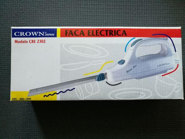 Faca eléctrica CROWN