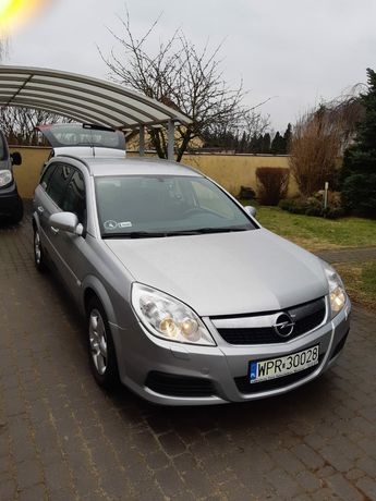 Opel Vectra 1.9 cdti 150KM po liftingu