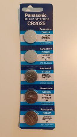 Pilhas CR2025 Panasonic