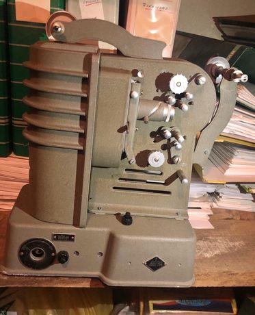Projector mto antigo de filme mudo, EKA