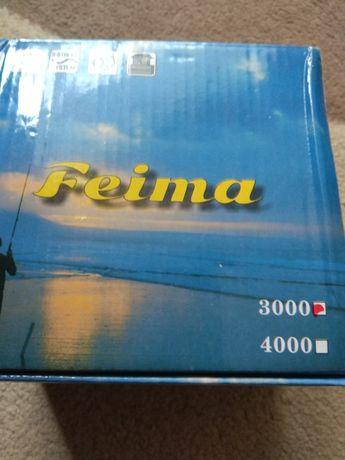 Катушка рыболовная Feima3000