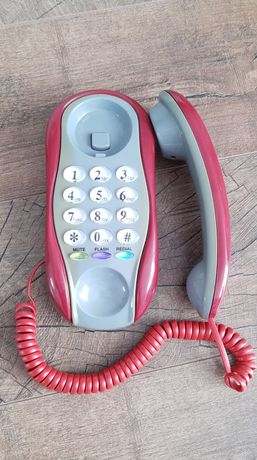 Telefon stacjonarny, przewodowy