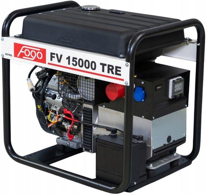Agregat prądotwórczy FOGO 11.6KW FV 15000 TRE 230/400V Rososzyca - image 1