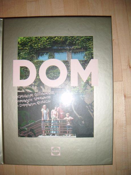 Książka DOM Lidl nowa