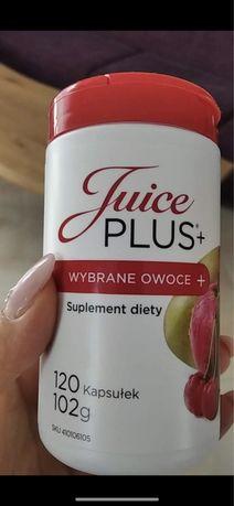 Juice Plus kapsułki wybrane owoce!