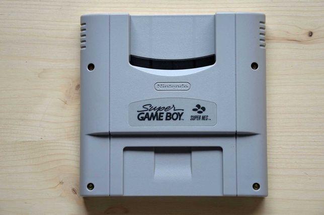 Nintendo SNES Super Game Boy Acessório Usado