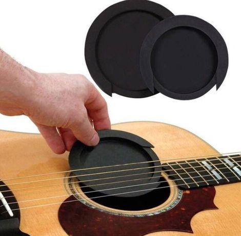 Крышка для отверстия акустической гитары, блок звука
