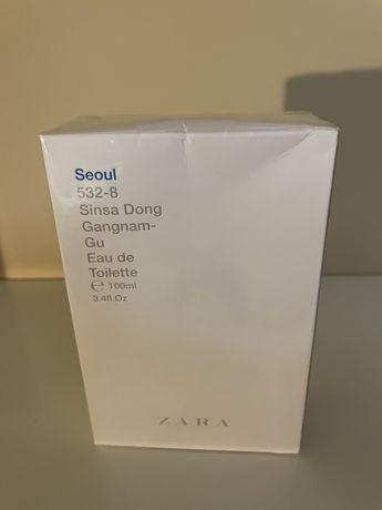 Zara seoul woda perfumowana 100ml