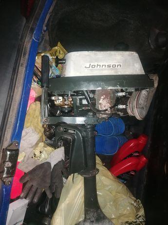 Silnik zaburtowy johnson 4km 2t