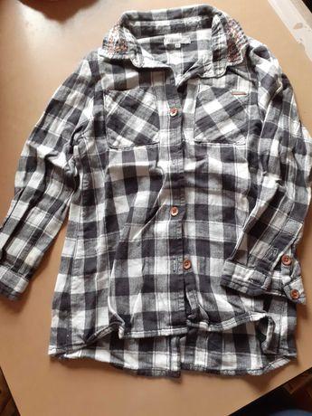 Koszula flanelowa 104